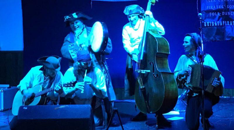 Brigada Pirata 2017 in Blue