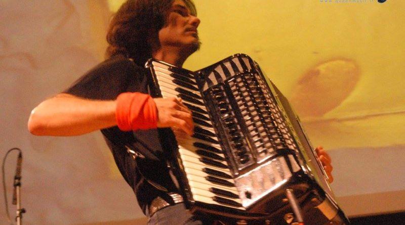 Daniele Contardo fisarmonica